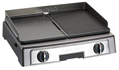 Plancha Elektrogrill Test : Cuisinart pl e xl plancha grill testbericht
