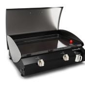 Barbecook SST Bero Plancha, Plancha Grill Test