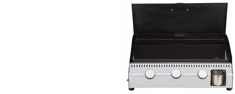 Tepro Plancha Rockville Gas Grill