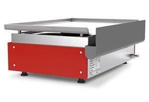 Verycook Plancha Gasgrill Creative / Verycook Plancha Gasgrill Simplicity, 2 Brenner & emaillierte Stahlplatte
