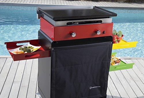 Severin Elektrogrill Pg 2792 : Plancha grill creative mit emaillierter stahlplatte plancha grill