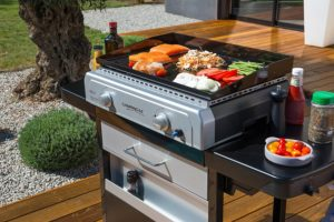 Enders Gasgrill Florida Plancha : Die neue grillsaison plancha grill test ratgeber know how