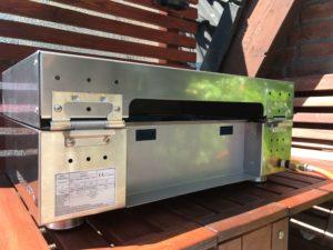 , Verycook Plancha Gasgrill Simplicity, 2 Brenner & emaillierte Stahlplatte | Plancha-Grill-Test.de
